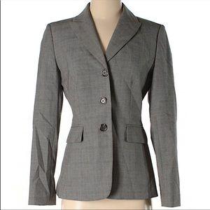 Tahari Gray Women's Blazer Size 2